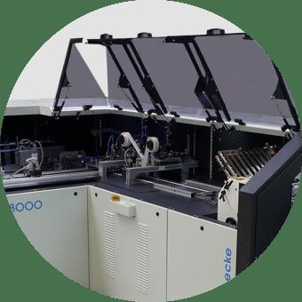 CASS C8000 Formularverarbeitung