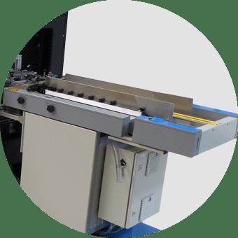 CASS C8000 Papierzuführung