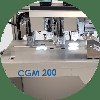 CGM 200 Sammeltisch