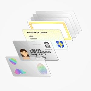 Kartenherstellung