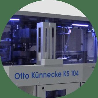 KS 104 Produktausgabe