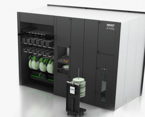 Smart Factory Reelstorage 4.0